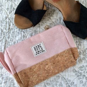 OS The Place Occasion Cosmetic Bag